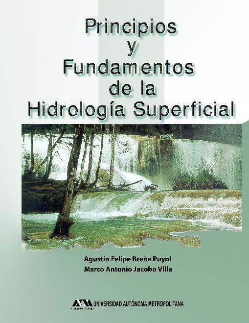 libro de aparicio hidrologia pdf